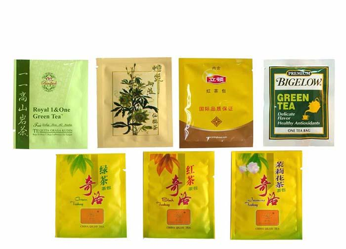 Yucai tea packaging factory price for drinks