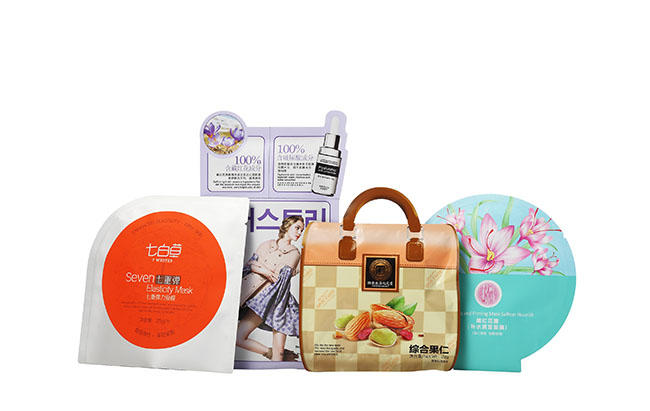 Yucai hot selling custom cosmetic packaging from China for food