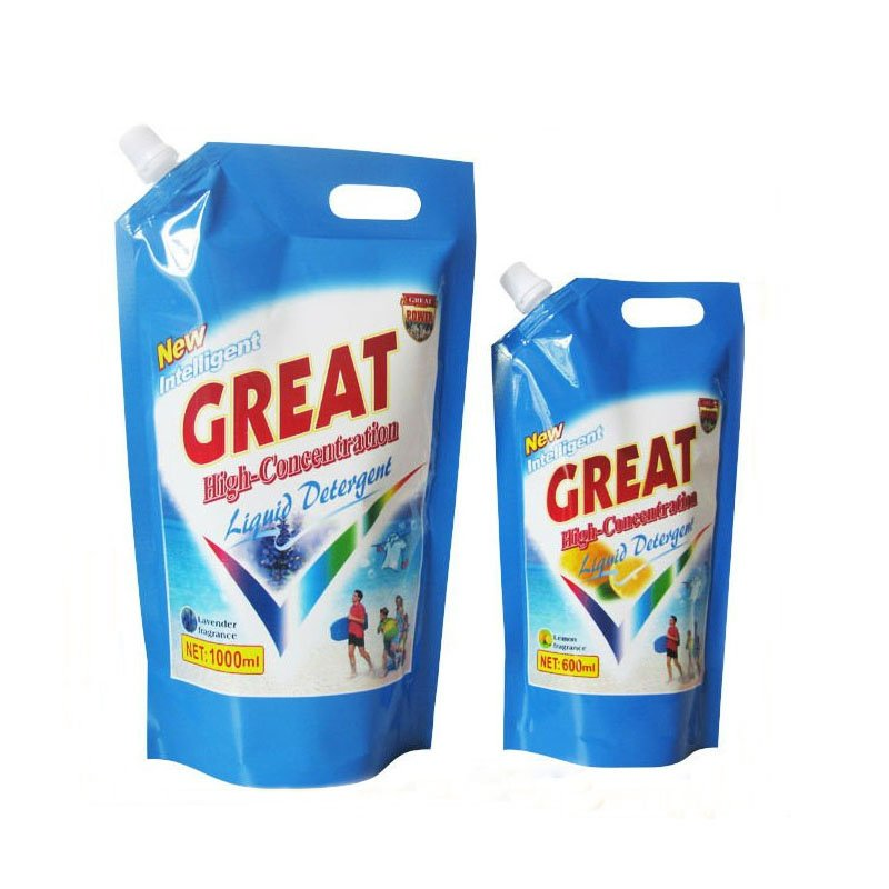 Yucai-Detergent Packaging And Liquid Soap Packaging With Stand Up Bags-2