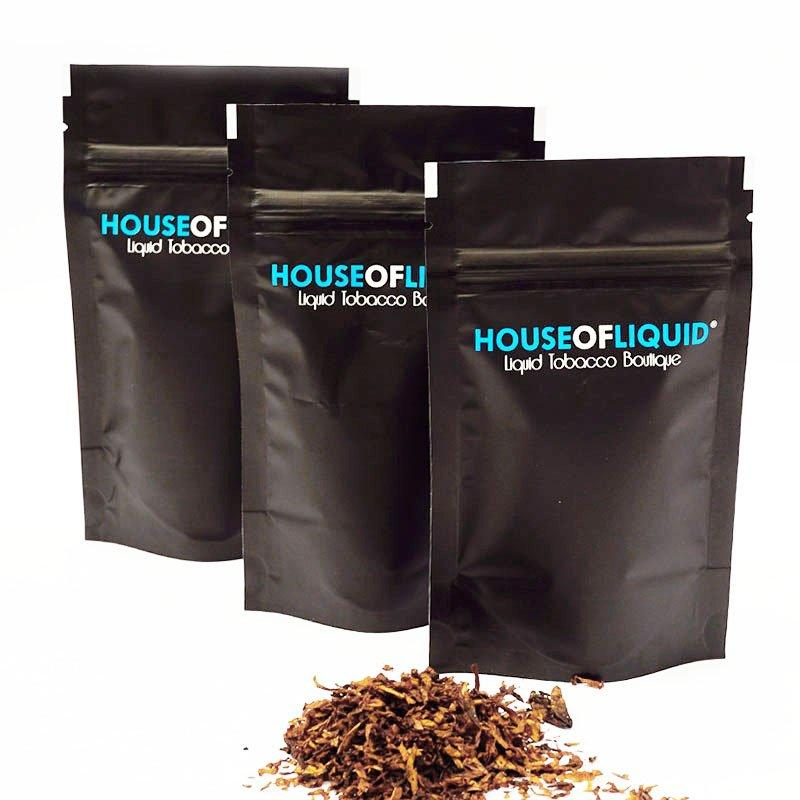 Tobacco Packaging For Pipe Tobacco Bags