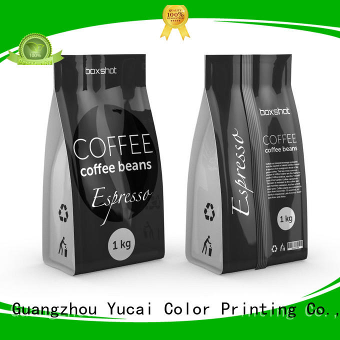 custom printed coffee bags pouches coffee tea tea packaging manufacture