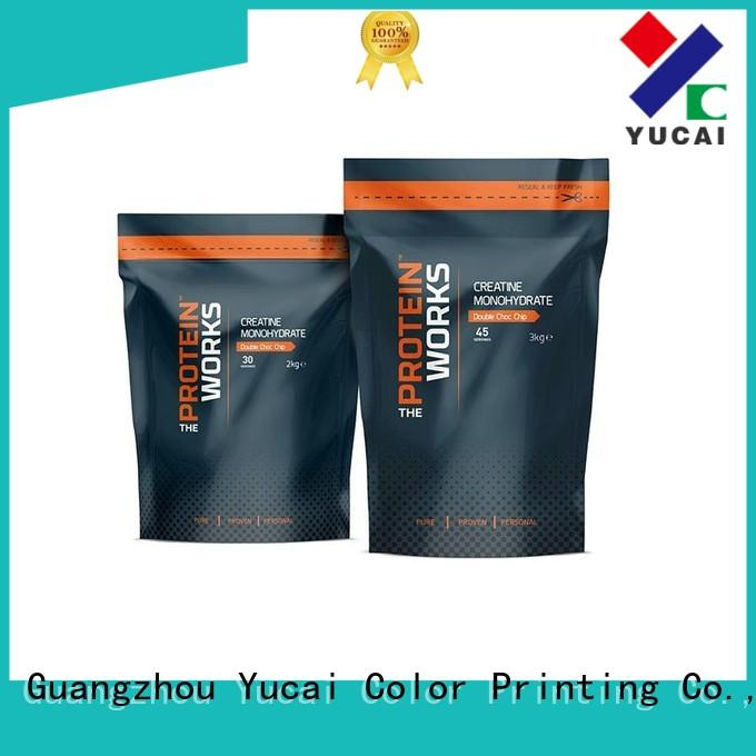Yucai efficient food packaging bag inquire now for food