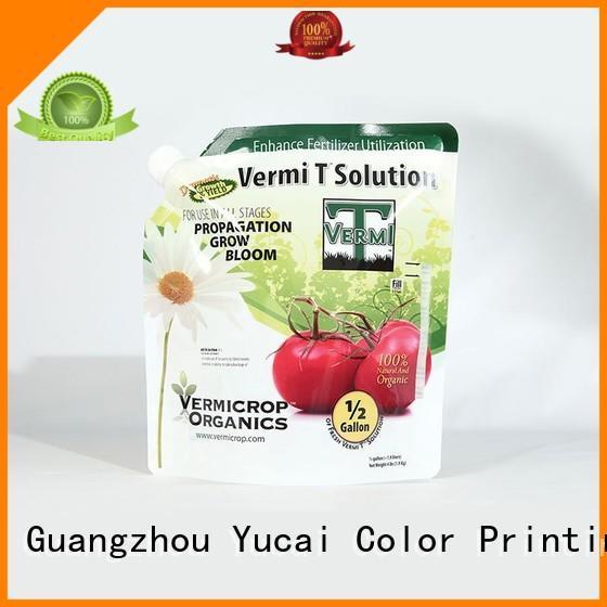 Hot Anti-corrosion Grade fertilizer packaging fertilizer Yucai Brand