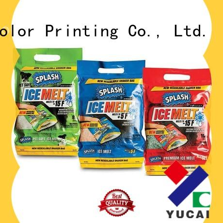 Yucai approved detergent packaging packaging for food