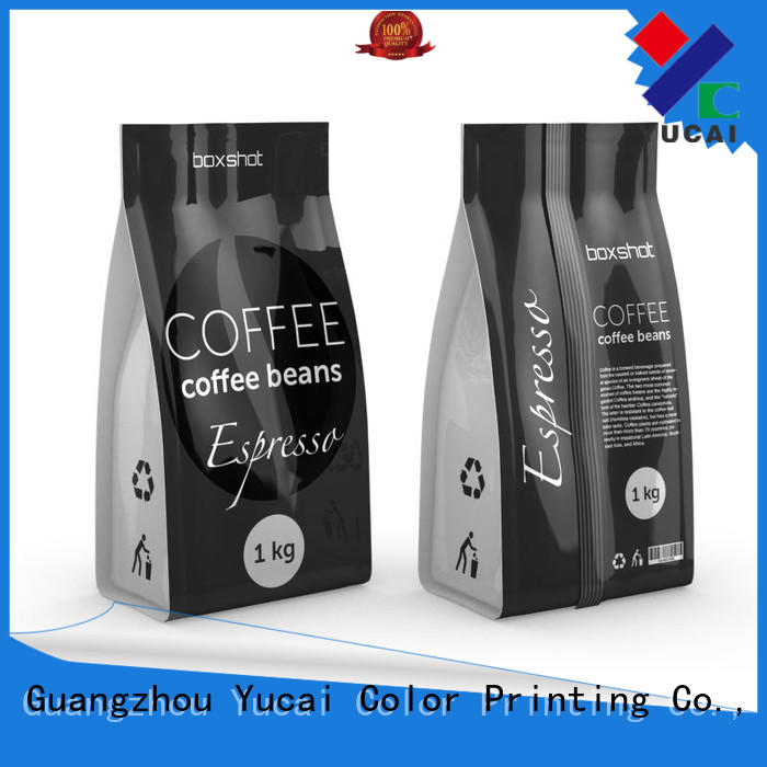 Yucai professional coffee bags wholesale personalized for drinks