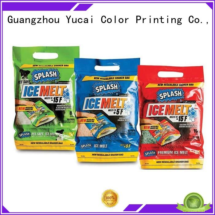 Yucai detergent packaging design for drinks