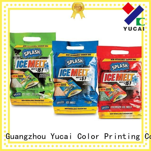 Yucai efficient detergent packaging with good price for commercial