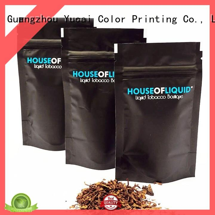 bag of tobacco personalized for industry Yucai