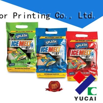 Yucai plastic packaging factory for drinks