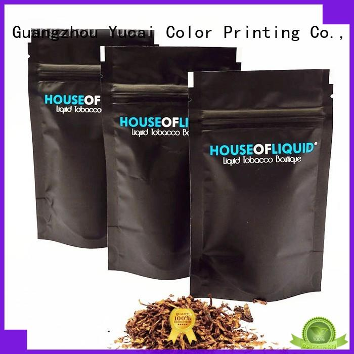 certificated bag of tobacco wholesale for commercial