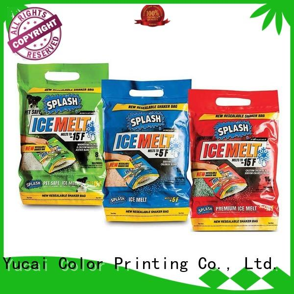 Yucai plastic packaging inquire now for drinks