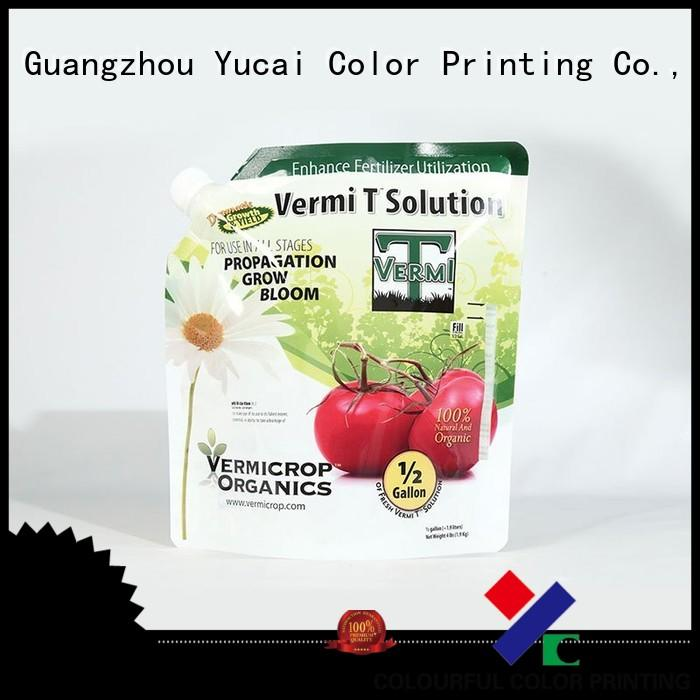 fertilizer packaging packaging Anti-corrosion Grade fertilizer packaging Yucai Brand