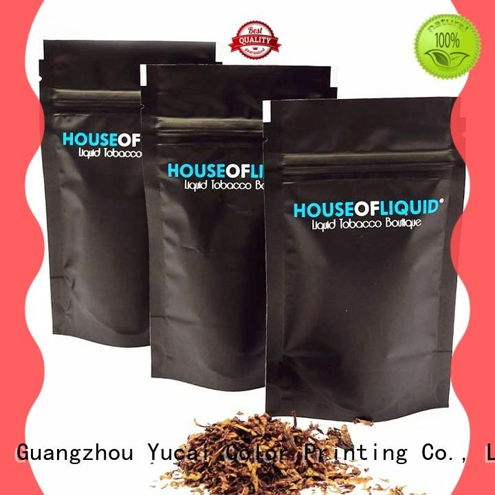 sturdy bag of tobacco supplier for food