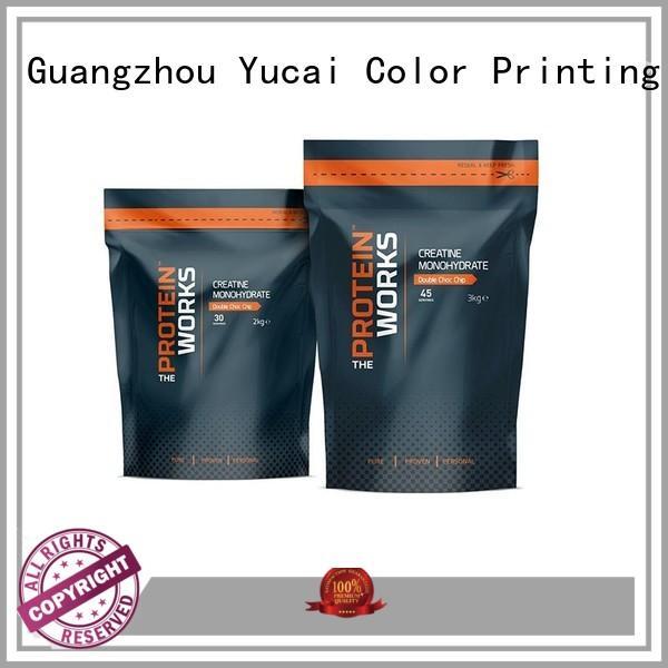 food packaging bags wholesale for commercial Yucai