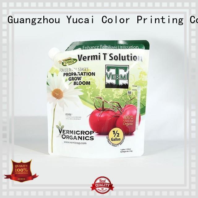practical fertilizer packaging manufacturer for food Yucai
