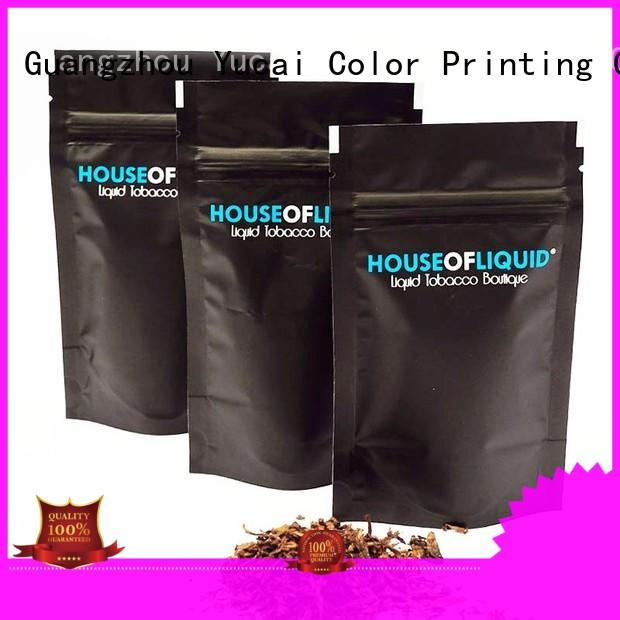 Yucai professional tobacco pouch wholesale for industry