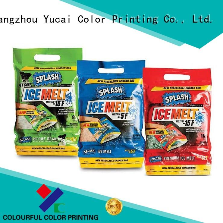 detergent bags packaging detergent detergent packaging Anti-corrosion Grade Yucai Brand