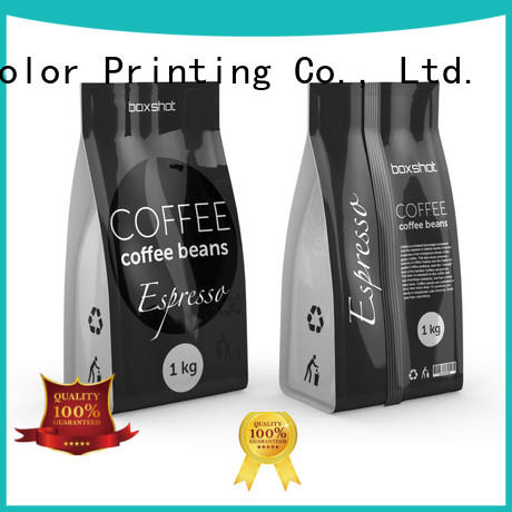 stable custom coffee bags wholesale factory price for drinks Yucai