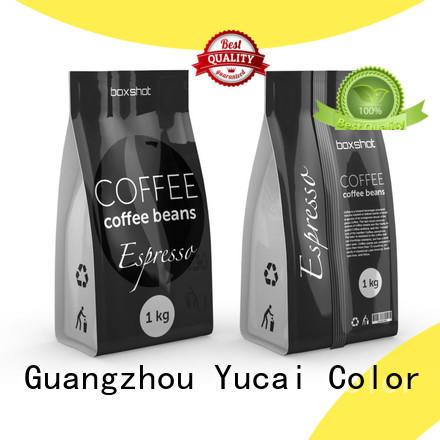 Yucai tea packaging personalized for drinks