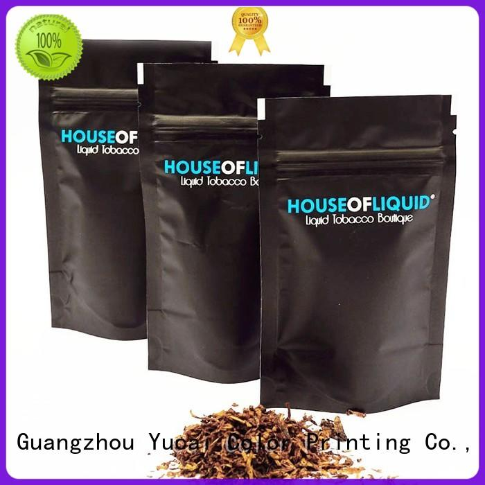 Yucai tobacco pouch factory price for commercial