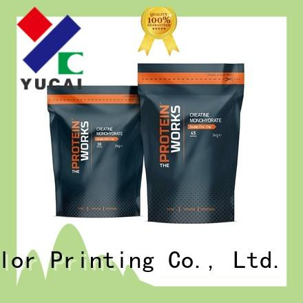 efficient food packaging bags factory for drinks