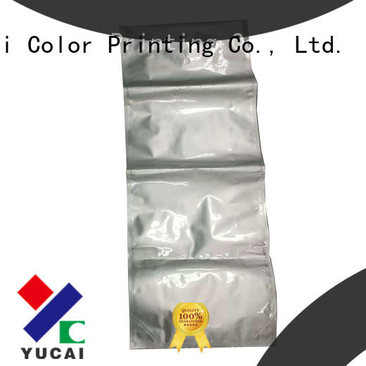 Yucai pet food packaging bag directly sale for drinks