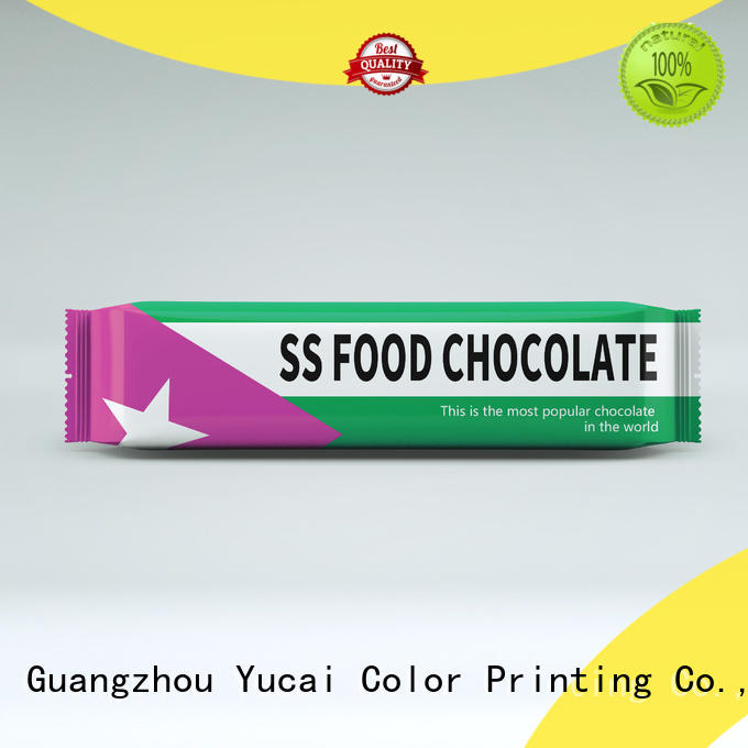 Yucai chocolate packaging supplies series for food