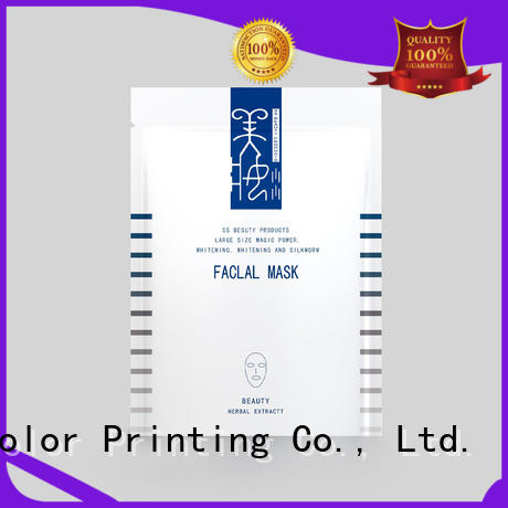 hot selling facial mask packaging series for drinks Yucai