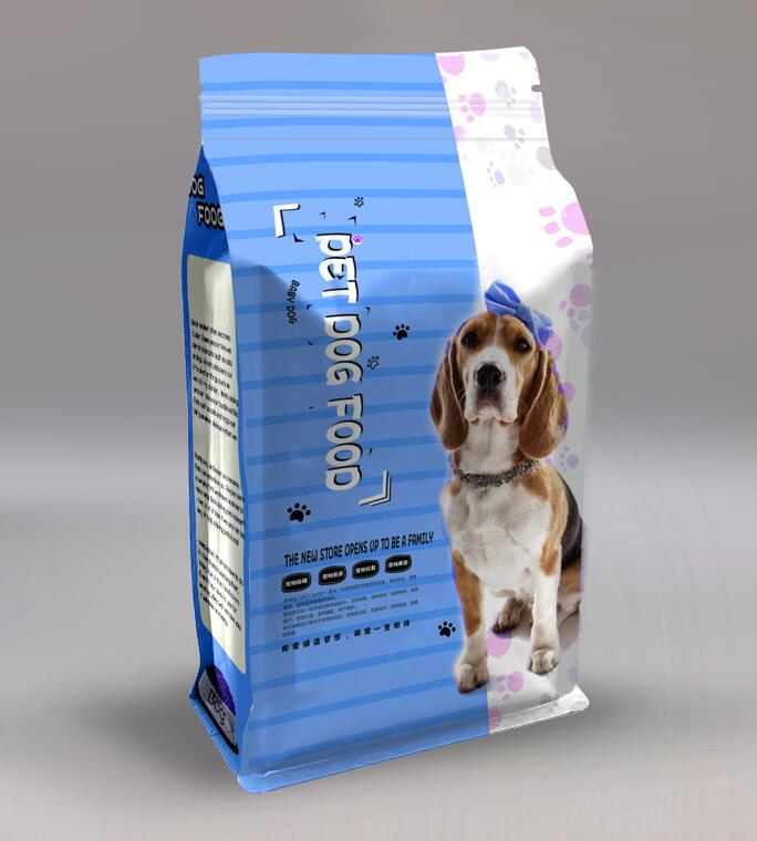 Yucai-Find Pet Food Packaging Top Fashion Customized Aluminum Foil Bag Flat-2