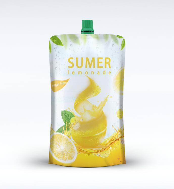 Beverage Packaging And Drink Pouches With Spouted Pouches