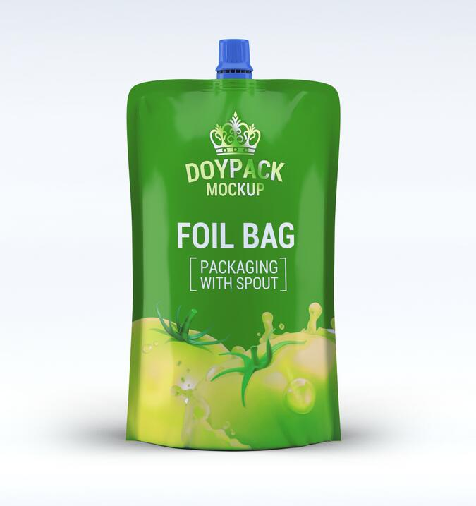 Yucai pouch packaging with good price for drinks-1