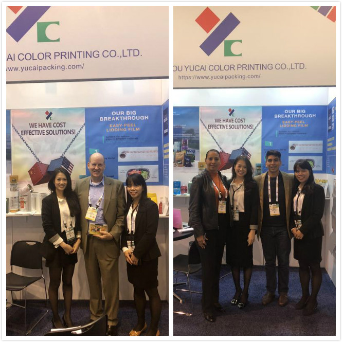 Yucai-Yucai Wonderful Moments In 2018 Packexpo Chicago | News-2