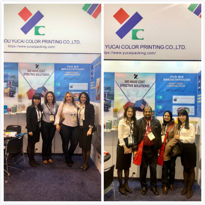 Yucai-Yucai Wonderful Moments In 2018 Packexpo Chicago   News-1