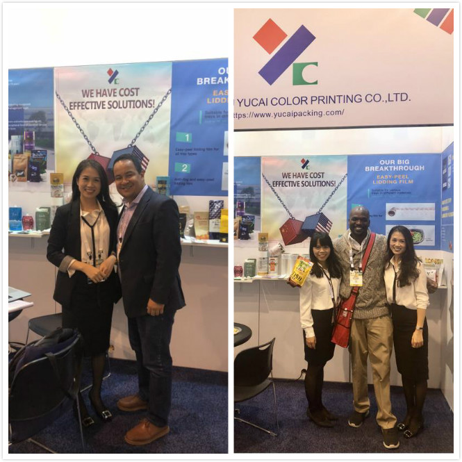 Yucai-Yucai Wonderful Moments In 2018 Packexpo Chicago | News