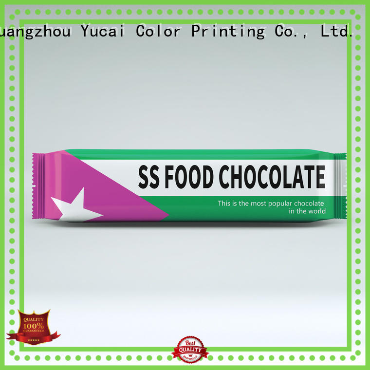 chocolate packaging supplies for food Yucai