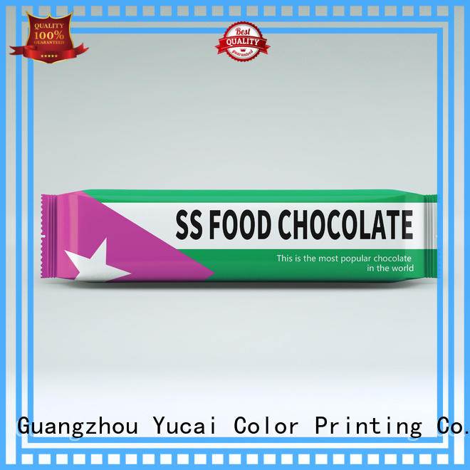 reliable custom chocolate packaging series for industry Yucai