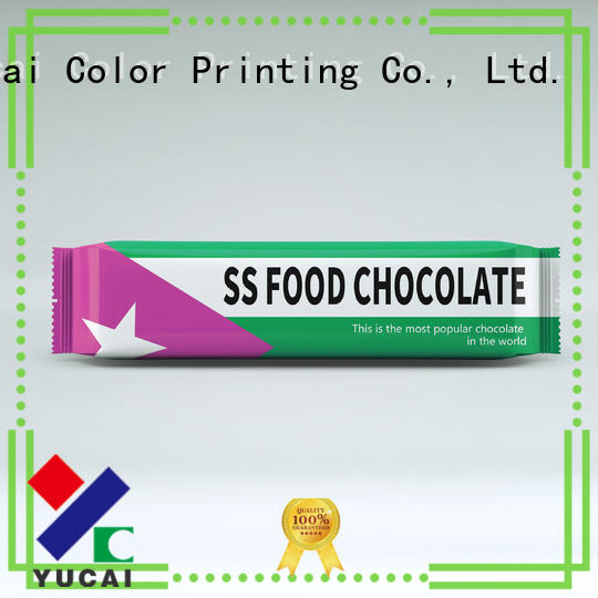 durable chocolate packaging from China for industry