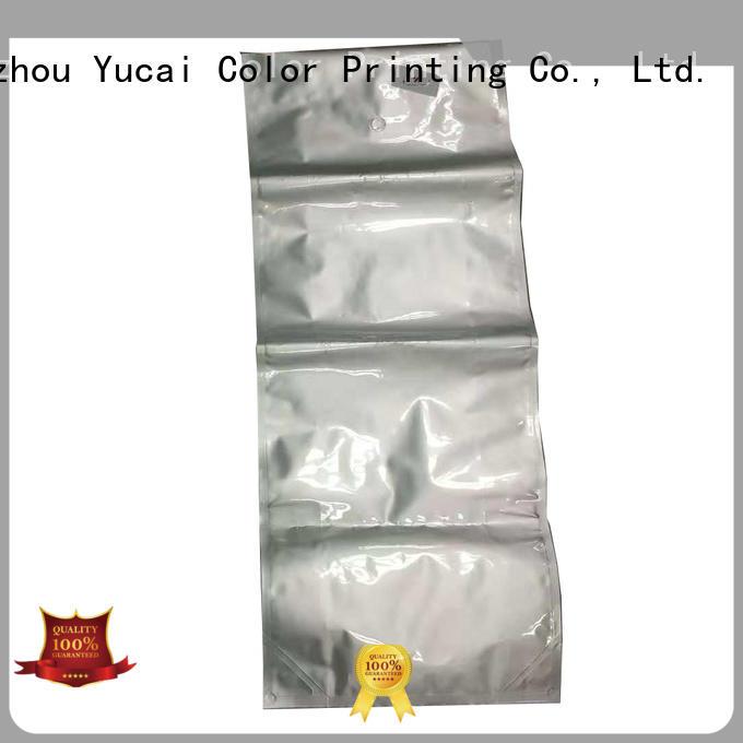 packaging stand food pet food bag packaging Yucai Brand pet food packaging pet