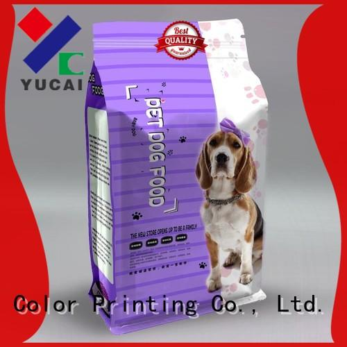 packaging companies for food Yucai