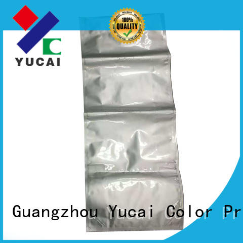 reliable plastic packing bags manufacturer for drinks