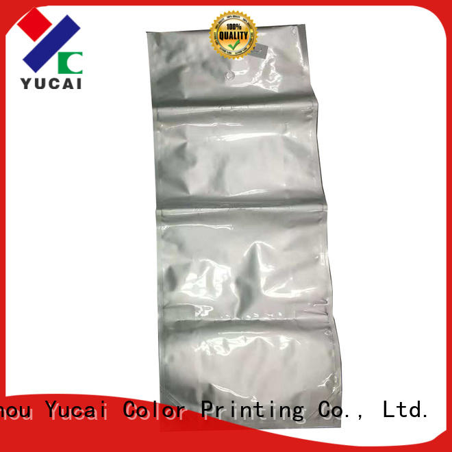 packaging companies customized for commercial Yucai