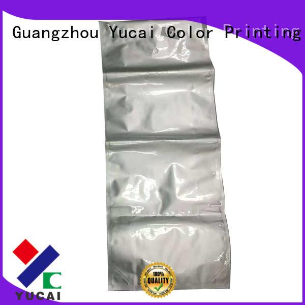 Custom plastic moisture proof k seal pet food/coffee packaging bag
