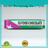 hot selling chocolate packaging series for industry