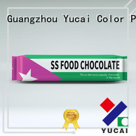 durable chocolate packaging manufacturer for industry