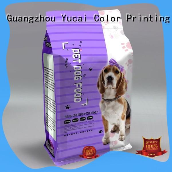 hot selling pet food packaging manufacturer for drinks