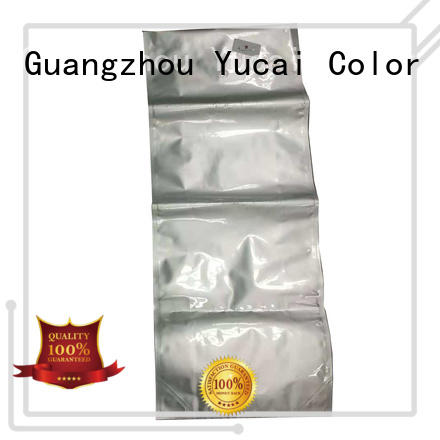 Yucai pet food packaging directly sale for industry