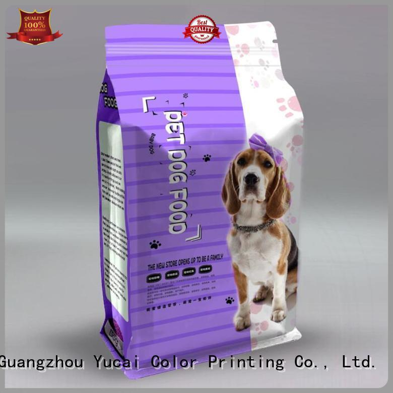 pet packaging companies series for industry Yucai