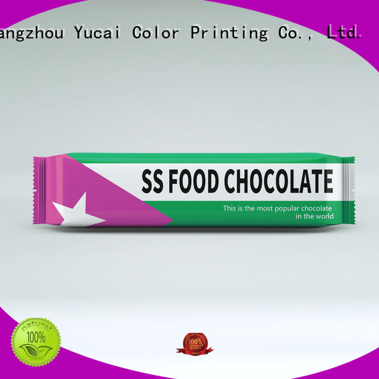 chocolate bar packaging chocolates packaging Warranty Yucai