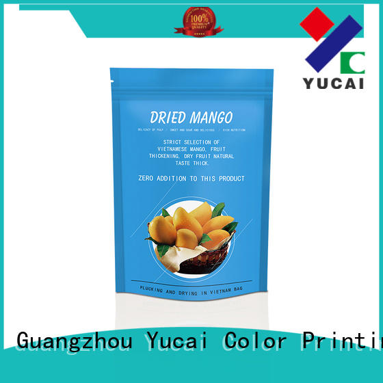 packaging bags for drinks Yucai
