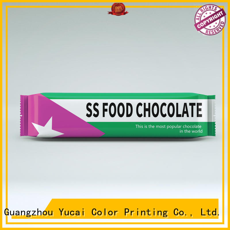 chocolate bar packaging chocolates packaging chocolate packaging Yucai Brand
